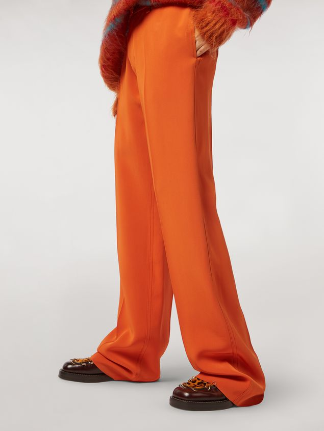 Marni Pantaloni in bicrepe cady Donna - 5