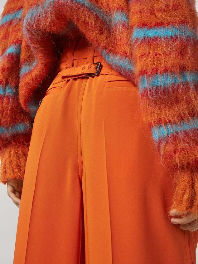 Marni Cady bicrepe pants Woman - 4