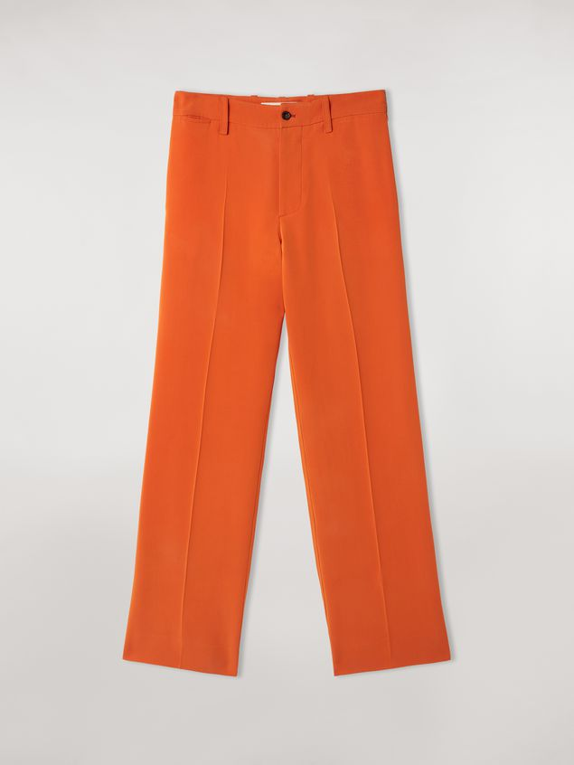Marni Cady bicrepe trousers Woman - 2