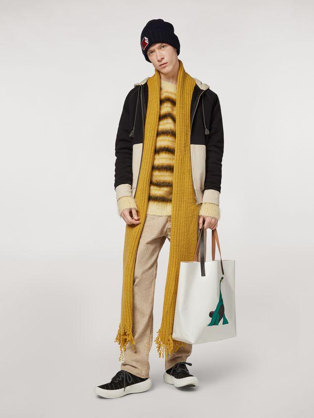 Marni Pantalones 5 bolsillos de denim sobreteñido  Hombre - 1