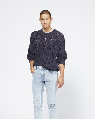 ISABEL MARANT JEANS Uomo KANH Jeans r