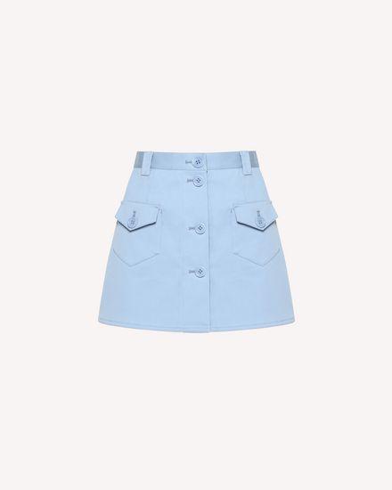 REDValentino Shorts Woman RR0RFA500F5 IQ8 a