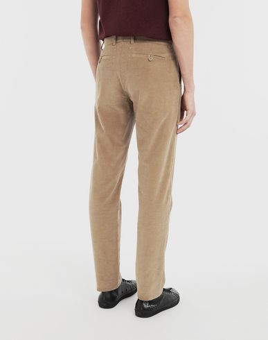 PANTS Corduroy trousers Beige