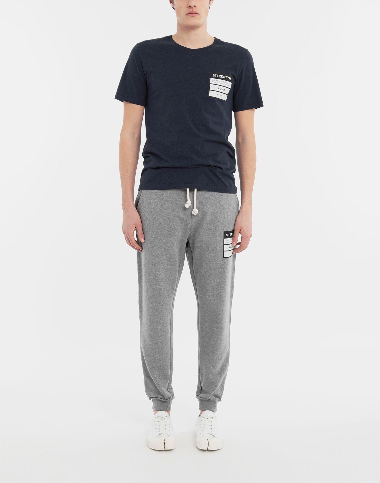 MAISON MARGIELA Pantalon de jogging Stereotype Pantalon Homme d