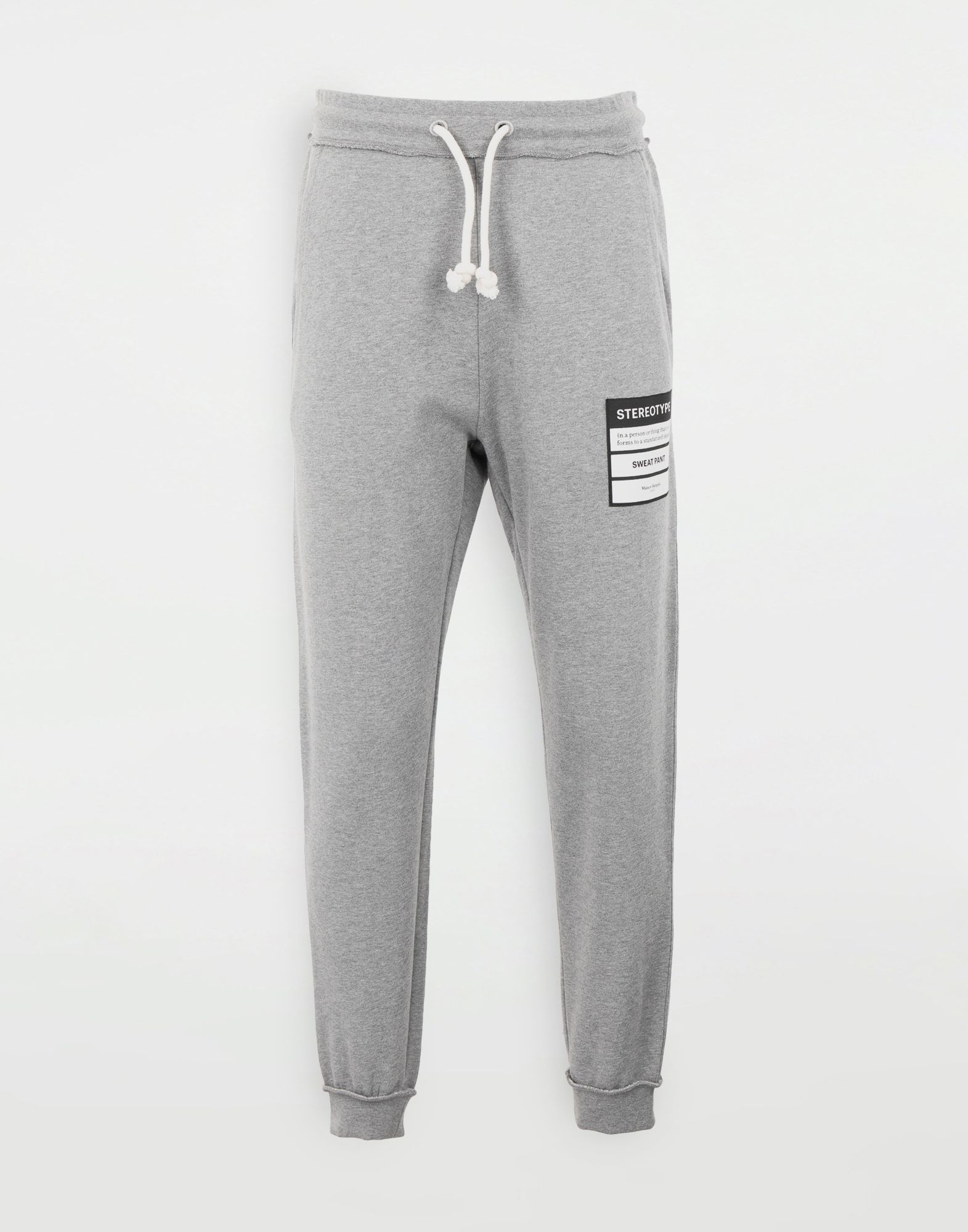 MAISON MARGIELA Stereotype joggers Trousers Man f