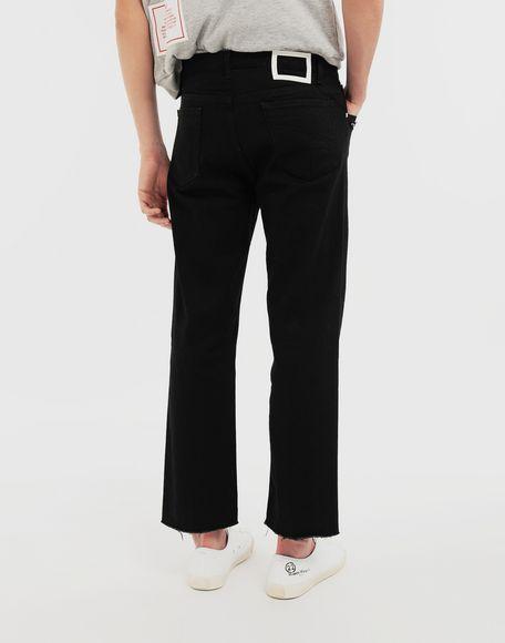 MAISON MARGIELA Décortiqué jeans Jeans Man e