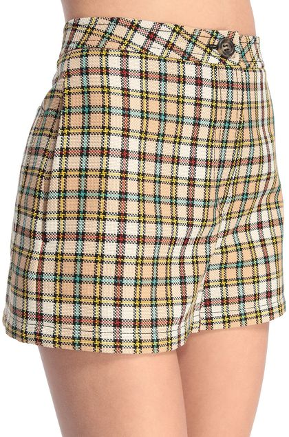 M MISSONI Shorts Beige Woman - Front