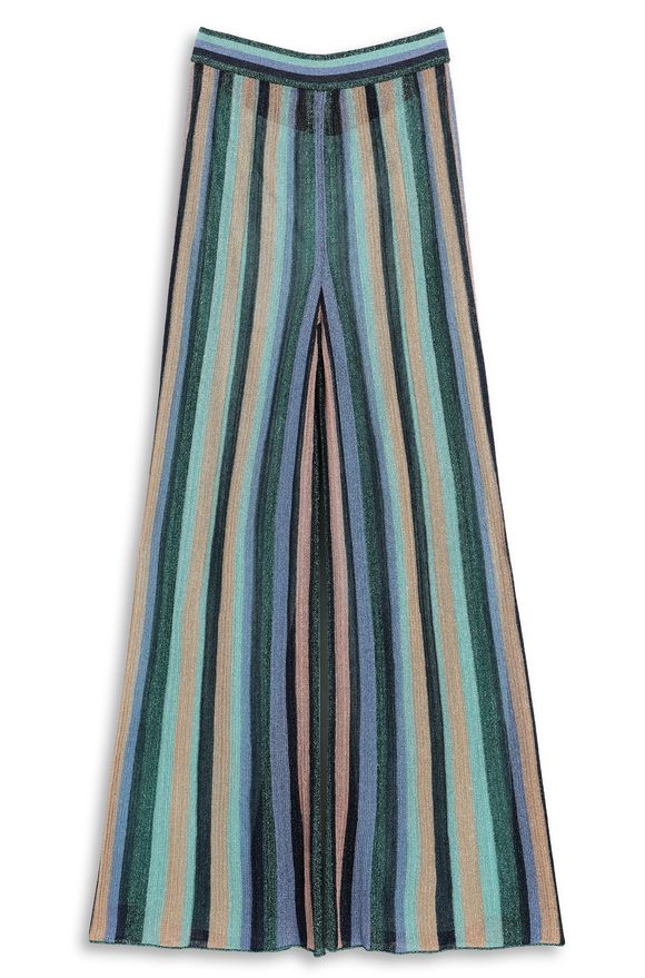M MISSONI Pants Light green Woman