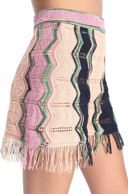 M MISSONI Shorts Pink Woman - Front