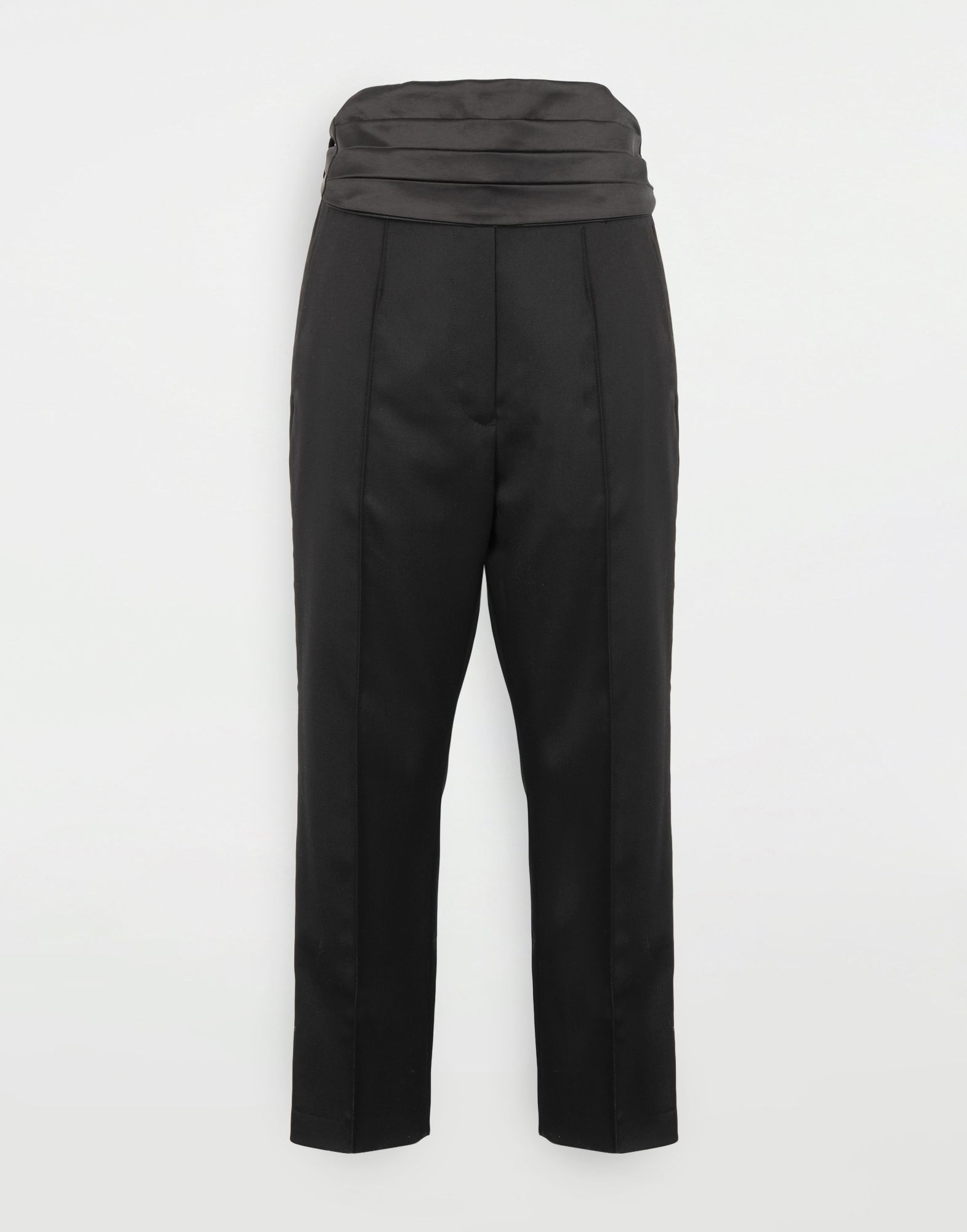 MM6 MAISON MARGIELA Trousers with belt Trousers Woman f