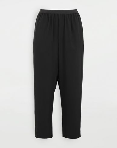 MM6 MAISON MARGIELA Relaxed-fit trousers Casual pants Woman f