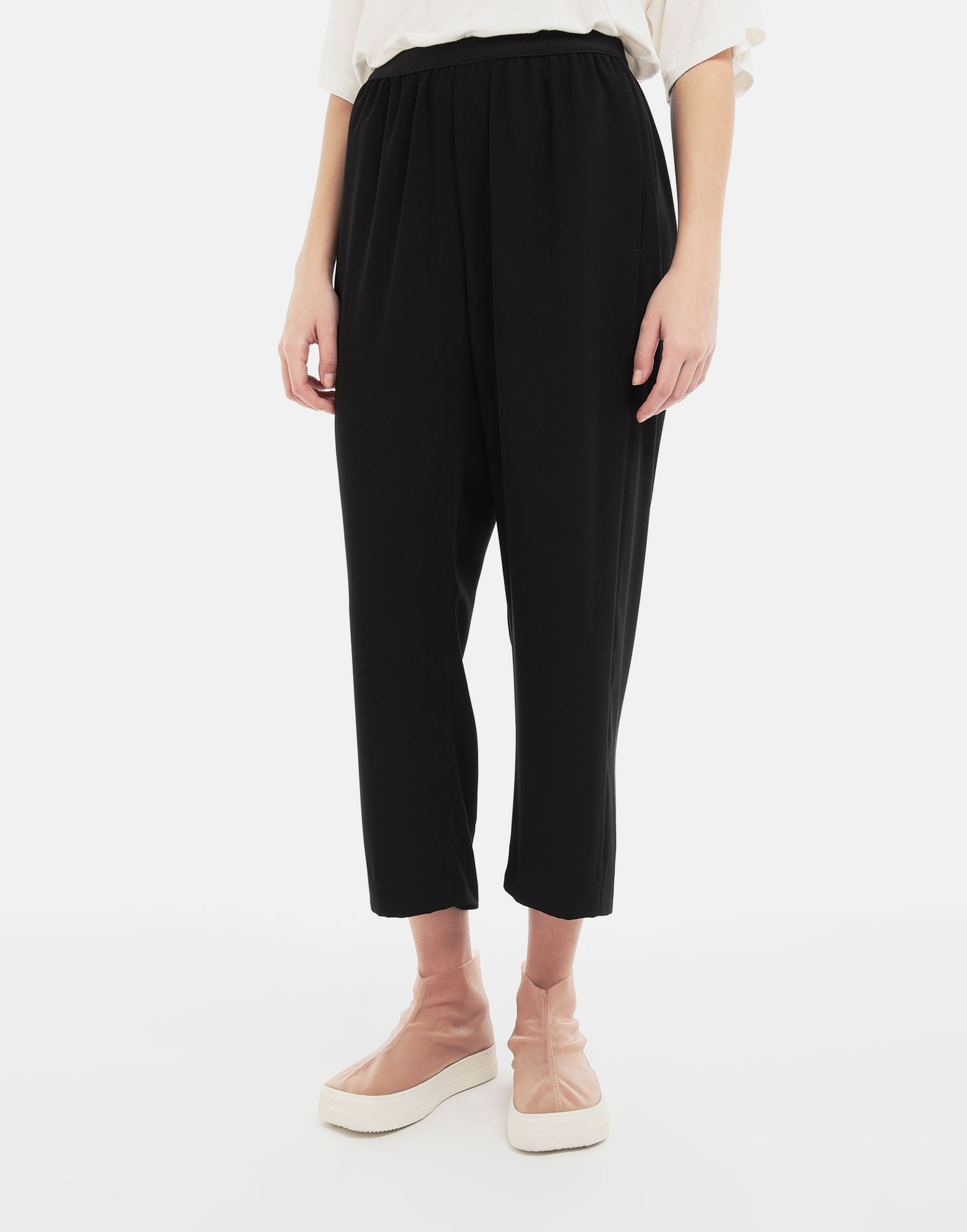 MM6 MAISON MARGIELA Relaxed-fit trousers Trousers Woman r