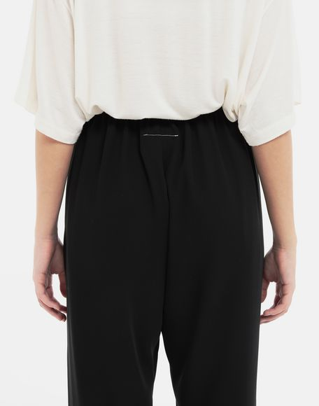 MM6 MAISON MARGIELA Relaxed-fit trousers Trousers Woman b