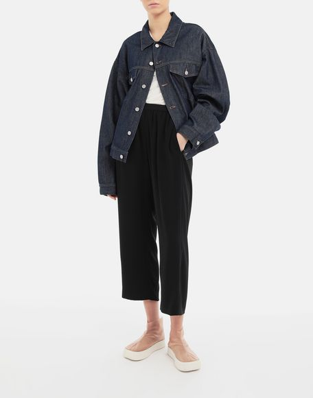 MM6 MAISON MARGIELA Relaxed-fit trousers Trousers Woman d