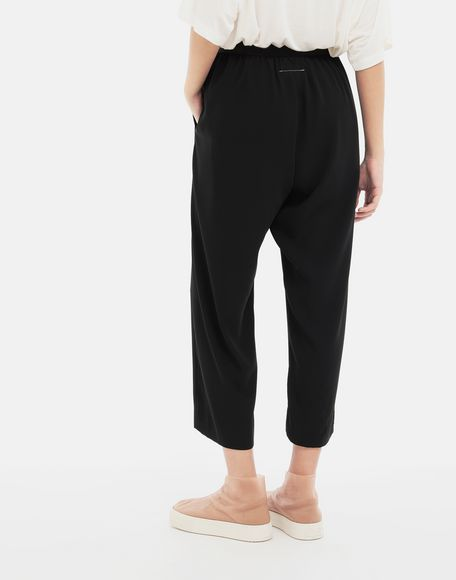 MM6 MAISON MARGIELA Relaxed-fit trousers Trousers Woman e