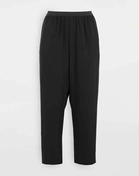 MM6 MAISON MARGIELA Relaxed-fit trousers Trousers Woman f