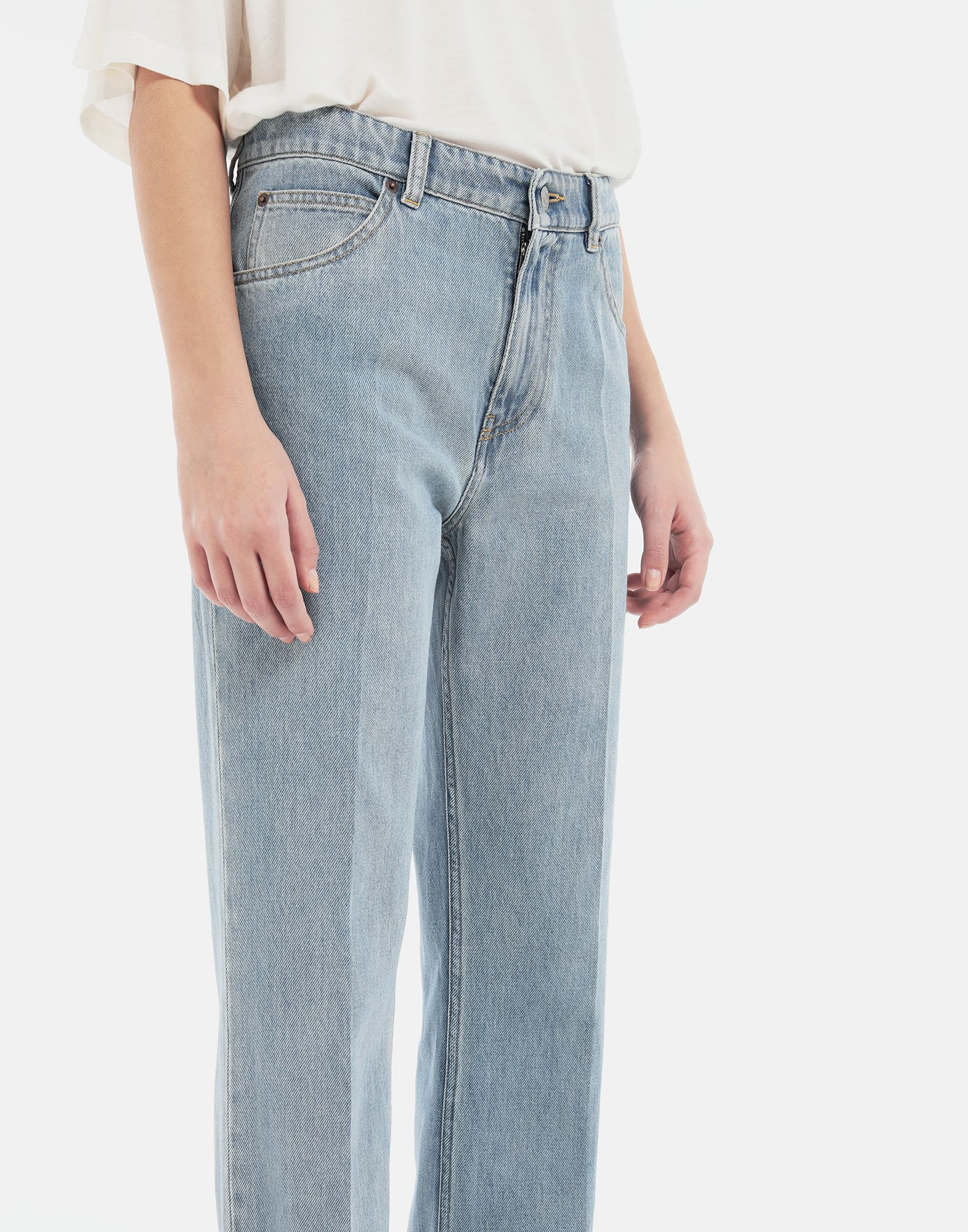 MM6 MAISON MARGIELA Relaxed-fit jeans Jeans Woman a