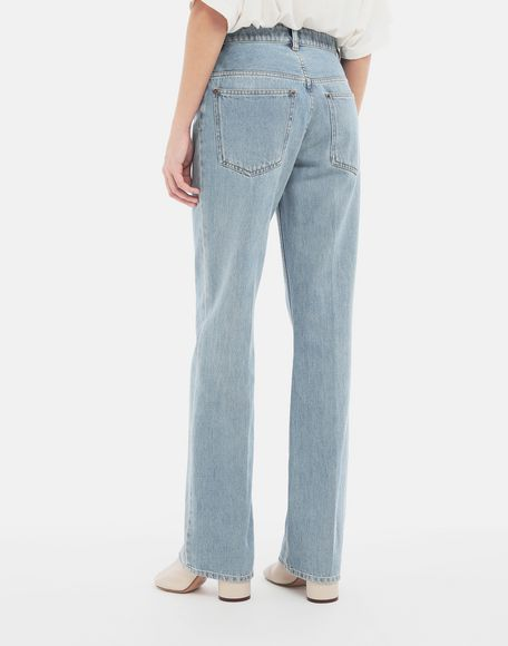 MM6 MAISON MARGIELA Relaxed-fit jeans Jeans Woman e
