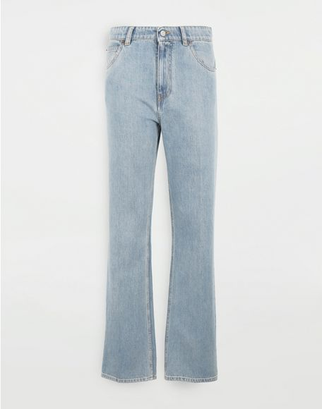 MM6 MAISON MARGIELA Relaxed-fit jeans Jeans Woman f