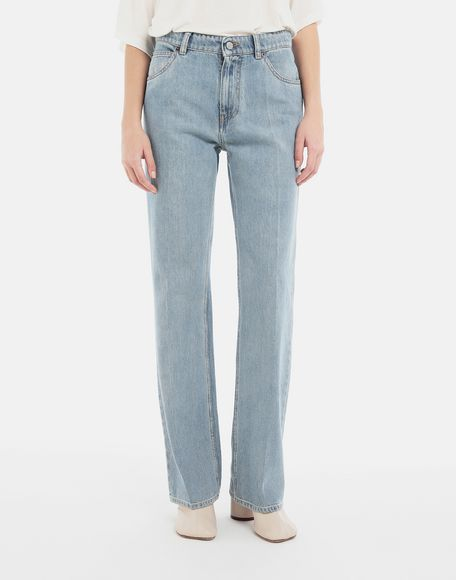 MM6 MAISON MARGIELA Relaxed-fit jeans Jeans Woman r