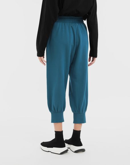 MM6 MAISON MARGIELA Cropped joggers Casual pants Woman e