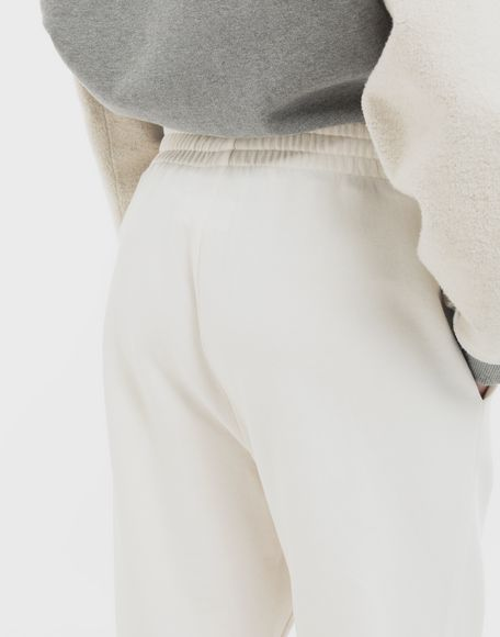 MM6 MAISON MARGIELA Cropped joggers Trousers Woman b