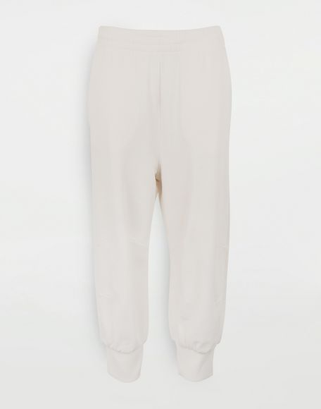 MM6 MAISON MARGIELA Cropped joggers Trousers Woman f