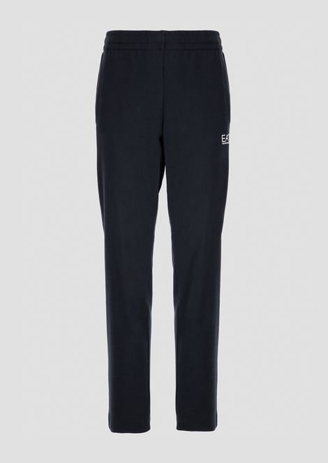 Train Core jogging pants in baby French terry cotton