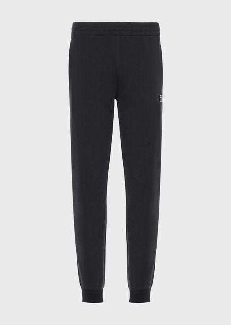 EMPORIO ARMANI Fleece Trousers Man r
