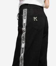 KARL LAGERFELD Sporty Logo Denim 9_f