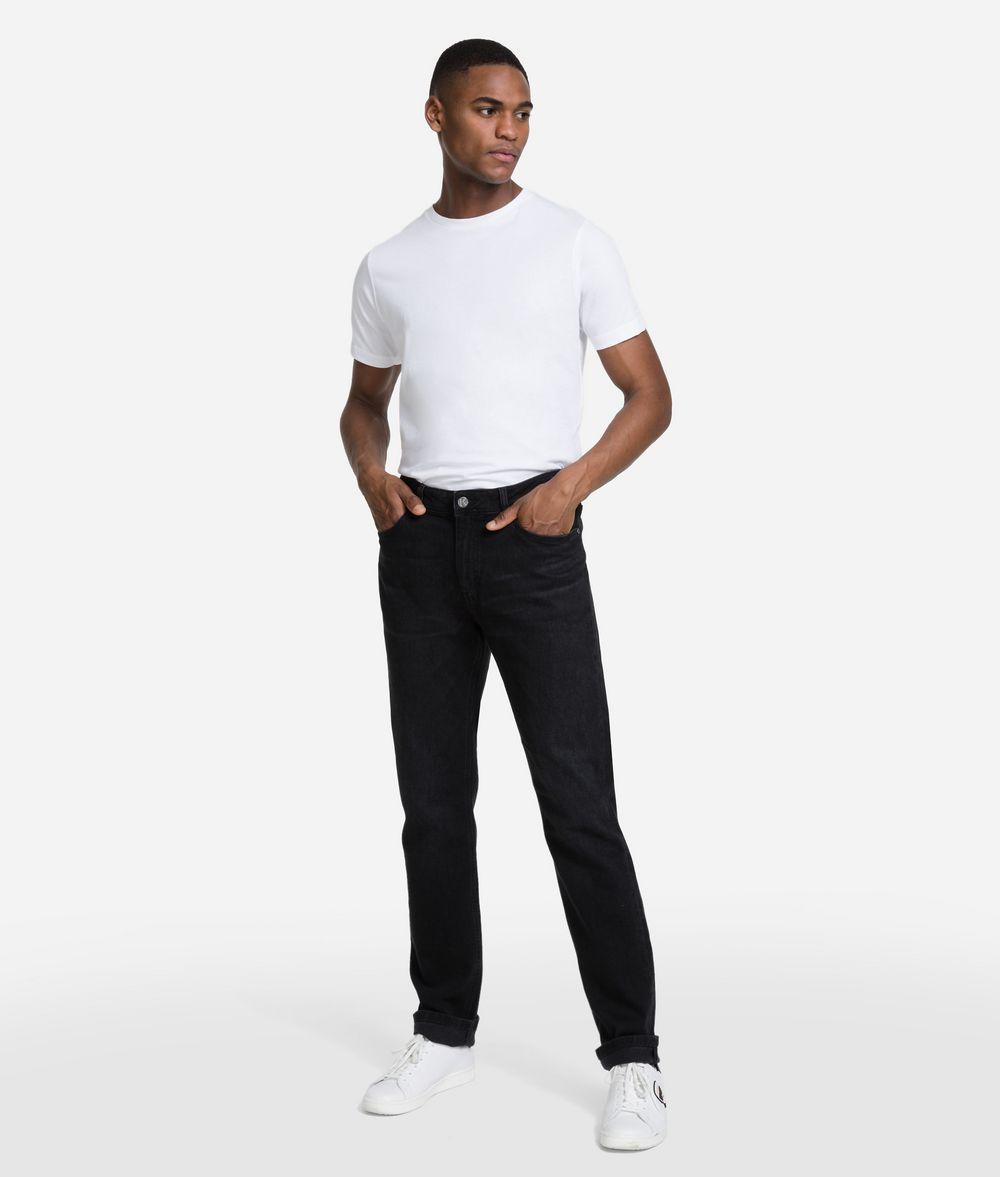 KARL LAGERFELD Regular Fit Denim Pants Man f