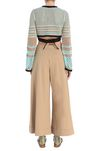 M MISSONI 3/4-length trousers Woman, Side view
