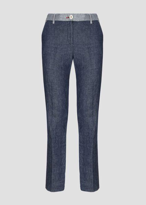 EMPORIO ARMANI Casual Pants Woman r