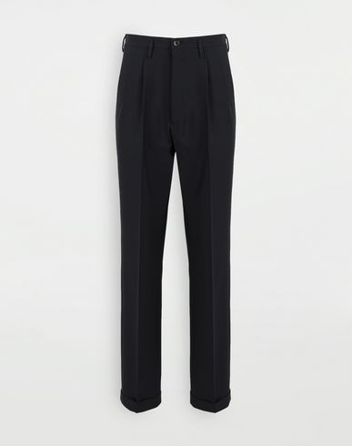 MAISON MARGIELA Tailored pants Trousers Woman f