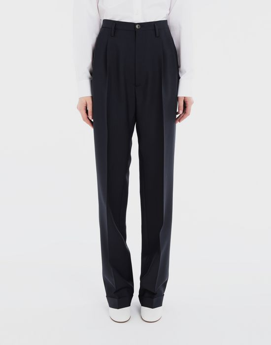 MAISON MARGIELA Tailored pants Trousers [*** pickupInStoreShipping_info ***] r