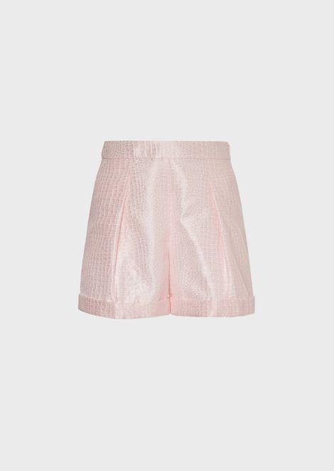 EMPORIO ARMANI Pantalones cortos Mujer r