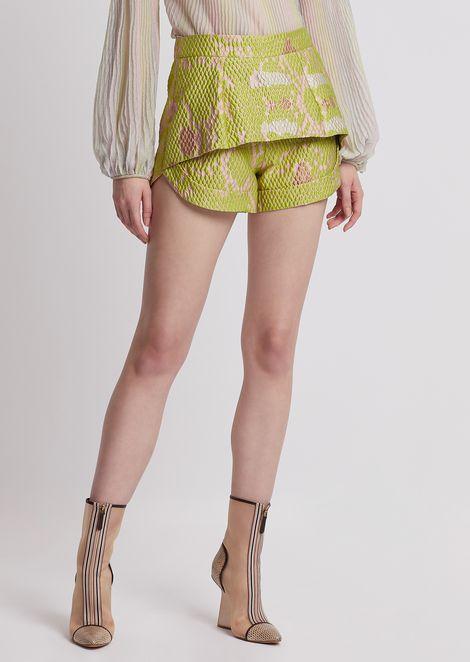 EMPORIO ARMANI Shorts Woman f