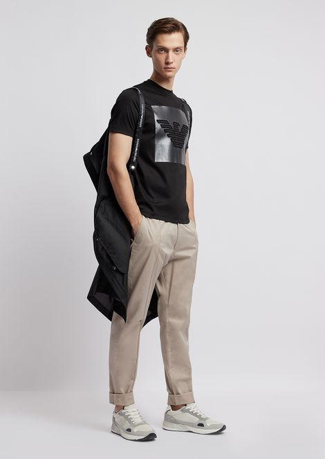 EMPORIO ARMANI Casual Pants Man d