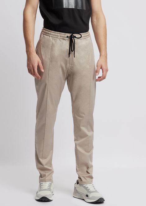 EMPORIO ARMANI Casual Pants Man f
