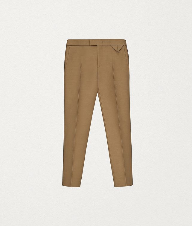 BOTTEGA VENETA TROUSERS IN WOOL Trousers and Shorts [*** pickupInStoreShipping_info ***] fp