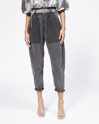 ISABEL MARANT PANTALON Femme Pantalon TURNER r