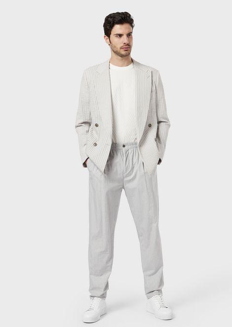 GIORGIO ARMANI Casual Trousers Man d