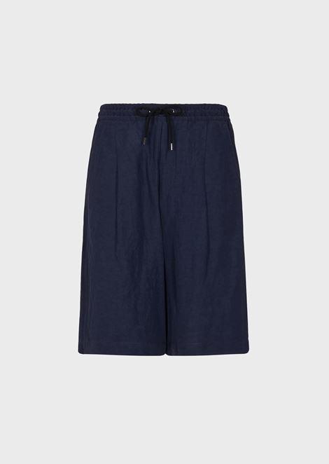 GIORGIO ARMANI Bermuda Shorts Man d