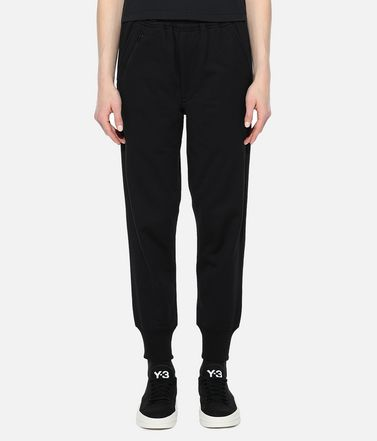 Y-3 Casual trouser Woman Y-3 Classic Cuffed Pants r