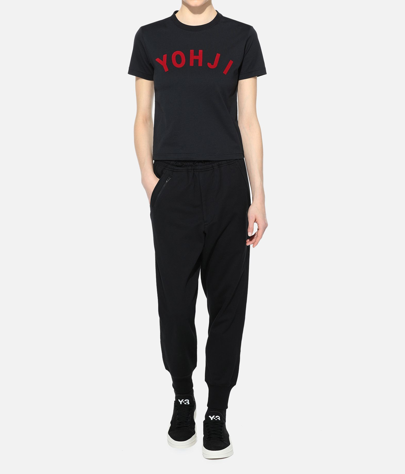 Y-3 Y-3 Classic Cuffed Pants Casual pants Woman a