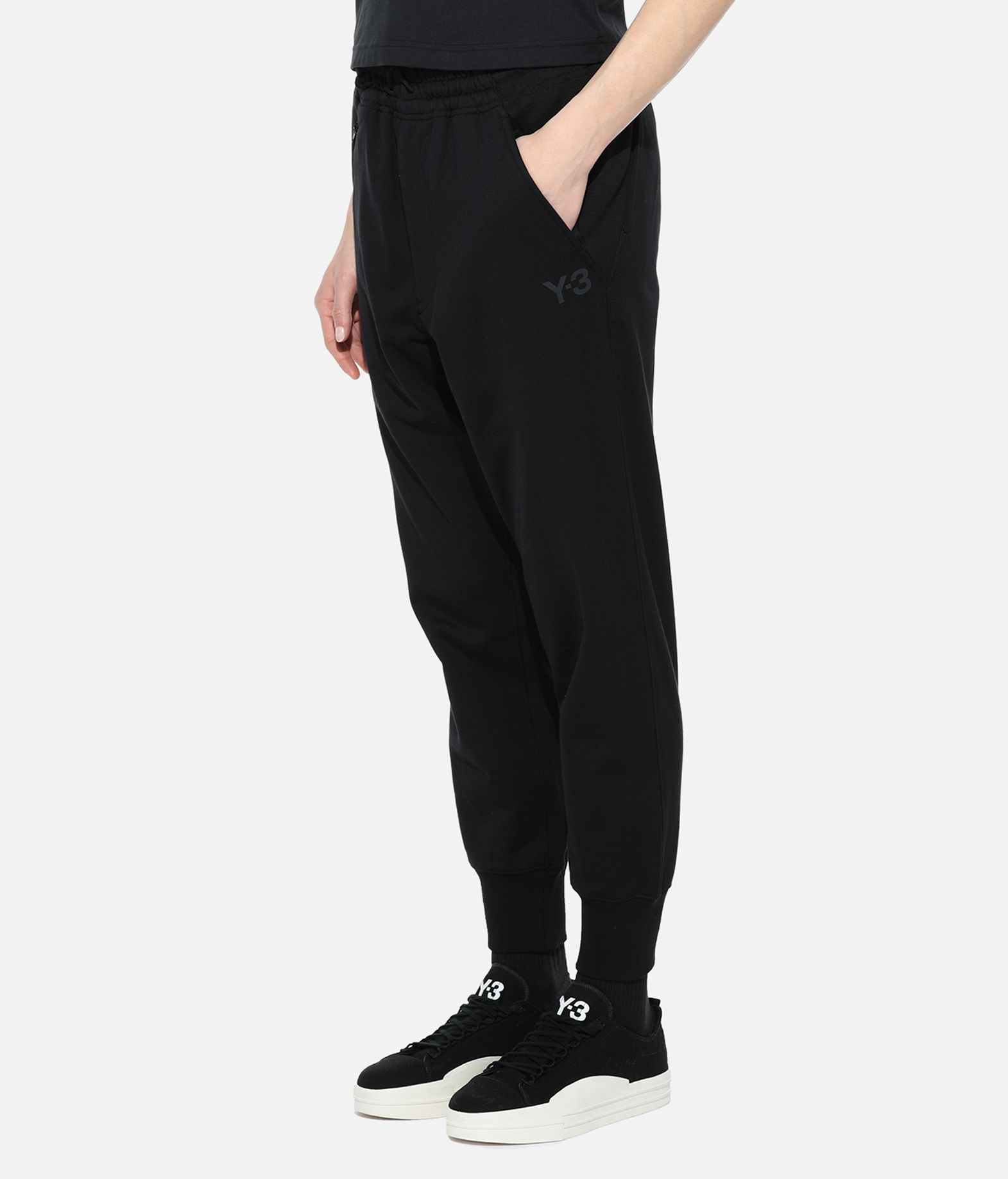 Y-3 Y-3 Classic Cuffed Pants Casual pants Woman e