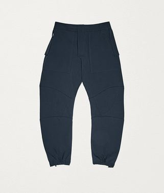 TROUSERS IN TECHNO GABARDINE