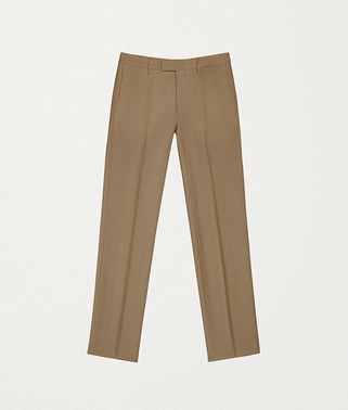TROUSERS IN WOOL MOHAIR