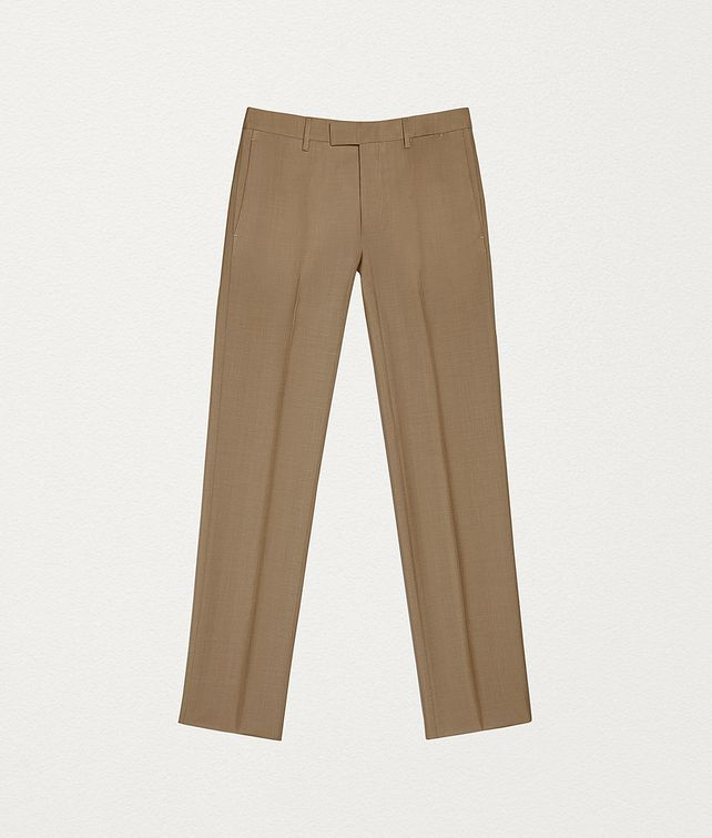 BOTTEGA VENETA TROUSERS IN WOOL MOHAIR Trousers and Shorts [*** pickupInStoreShippingNotGuaranteed_info ***] fp