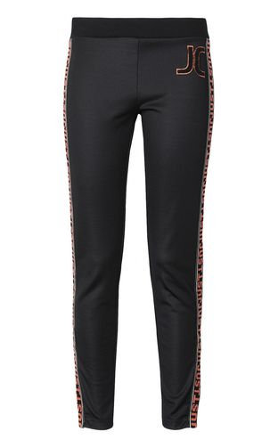JUST CAVALLI Casual pants Woman Trousers in faux leather f